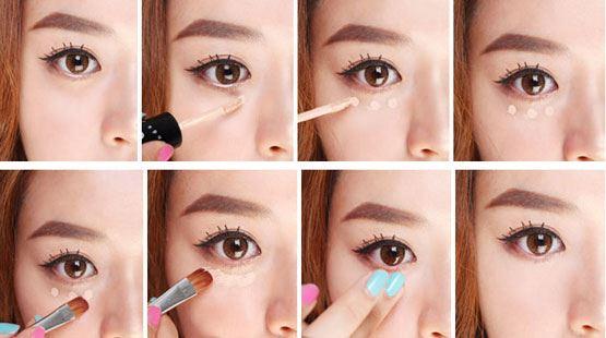 Bí quyết makeup đơn giản giúp phụ nữ che giấu khuyết điểm thần thánh chị e cần biết