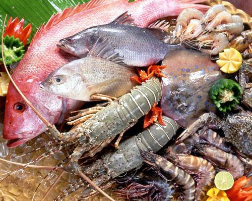 mẹo chon hải sản tươi ngon