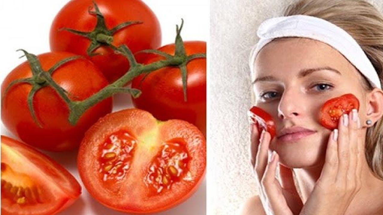 Cách đắp mặt nạ cà chua cực thần thánh, bạn sẽ thấy bất ngờ mới cho làn da