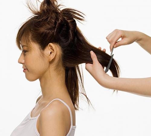 cắt tỉa tóc hình 2