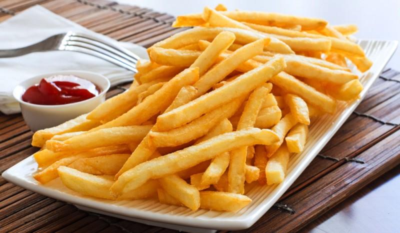 khoai tây chiên hình 6