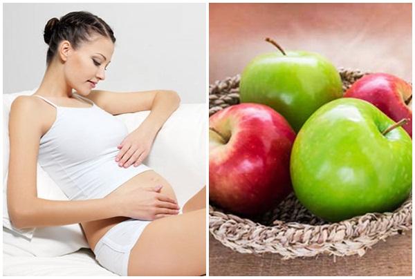 Bà bầu ăn táo sẽ mang lại 9 lợi ích bất ngờ này