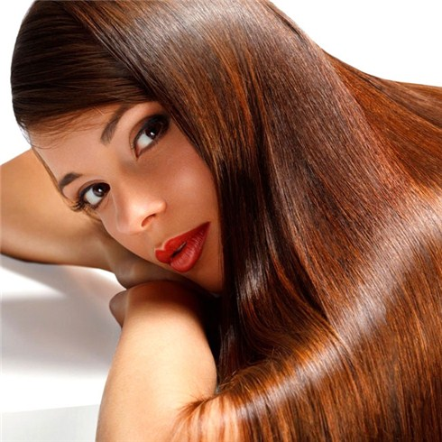 tóc bóng đẹp hình 4