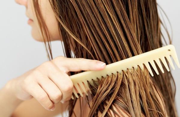 tóc ướt hình 5